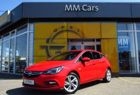 OPEL Astra V 5dr Dynamic 1.4 benzyna 150KM MT6, NOWY 2018!