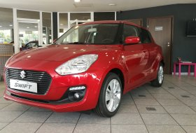 Suzuki Swift 1.2 90KM Premium Plus / MM Cars Zabrze