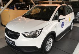 Opel Crossland Enjoy 1.2 81KM