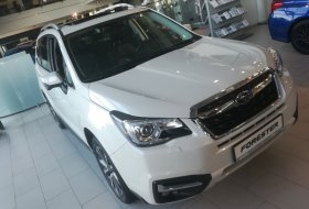 Subaru Forester 18MY EYESIGHT 2.0 Benzyna CVT Exclusive+ 2018 (K1X)