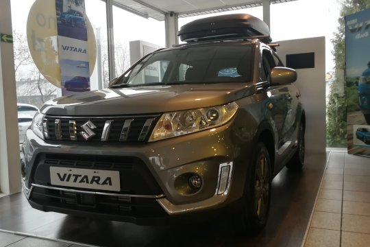 Suzuki Vitara 1.4 140KM 4WD 6AT Premium / MM Cars Zabrze 1