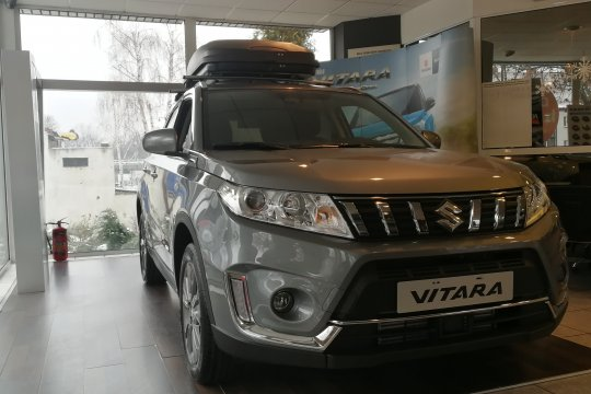 Suzuki Vitara 1.4 140KM 4WD 6AT Premium / MM Cars Zabrze 2