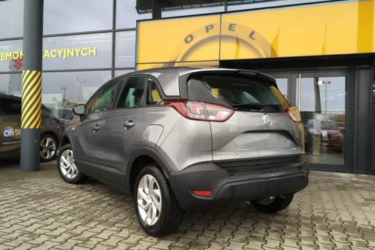 Opel Crossland Design Line 1.2 110KM AT nr oferty----0007VT7V----- 2