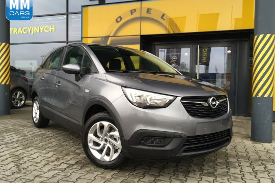 Opel Crossland Design Line 1.2 110KM AT nr oferty----0007VT7V----- 1