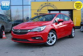 Opel Astra Dynamic AT6 200KM s/s (0058VV31)