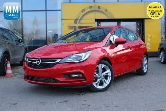 Opel Astra Dynamic AT6 200KM s/s (0058VV31) 1