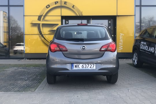 Opel Corsa 5dr Cosmo benzyna 1.4 90KM (0020VRX0) 4
