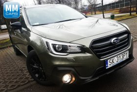 2.5 175 KM CVT EXCLUSIVE SPECIAL EDITION WILDNESS GREEN METALLIC DEMO AUTORYZOWANY DEALER SUBARU