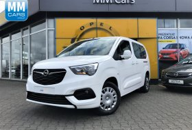 Opel Combo Life XL 1.5 131 KM AT8 AUTOMAT