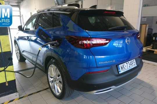 Ultimate PHEV 1.6 t.benzynowy / 200 KM AT8 , 4x4 5