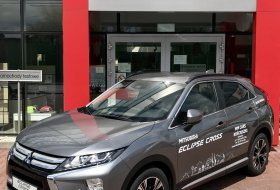 Eclipse Cross 1.5T MT 163KM Intense DEMO