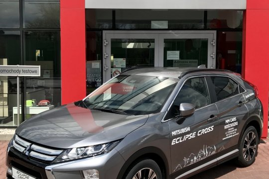 Eclipse Cross 1.5T MT 163KM Intense DEMO 1