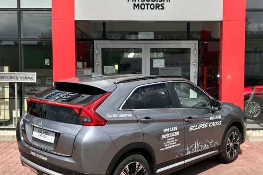 Eclipse Cross 1.5T MT 163KM Intense DEMO 4