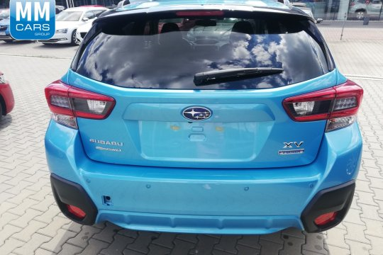 EXCLUSIVE 2.0i E-BOXER LAGOON BLUE PEARL 4