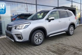 E-BOXER EXCLUSIVE CVT NAVI STORM GREY METALLIC AUTORYZOWANY DEALER SUBARU