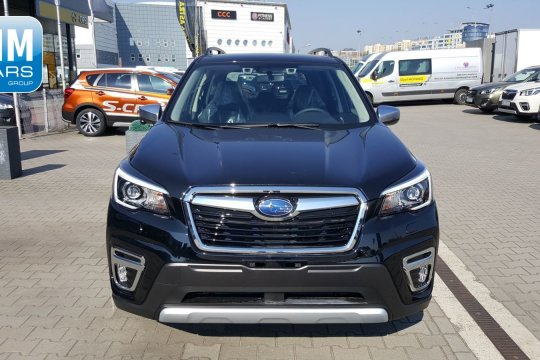 E-BOXER EXCLUSIVE CVT NAVI STORM GREY METALLIC AUTORYZOWANY DEALER SUBARU 3