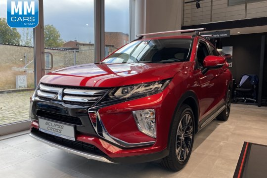 Eclipse Cross Invite+Smart 1.5 163Km CVT 1