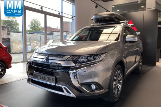 Outlander Instyle plus 2.0 150 KM CVT 4WD 7-osobowy 1