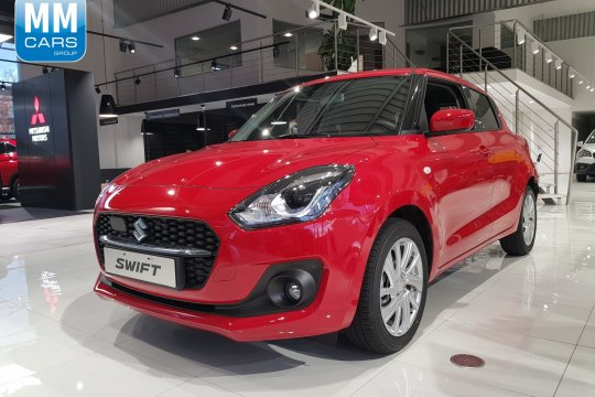 MM CARS ZABRZE • Suzuki Swift 1.2 90KM 2WD Premium Plus HYBRID - NOWY 1