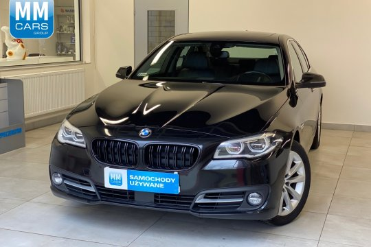 MM Cars Zabrze • 530d • xDrive • Kamera cofania • Head Up 1