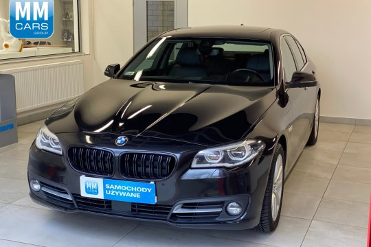 MM Cars Zabrze • 530d • xDrive • Kamera cofania • Head Up 4