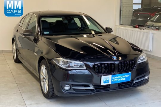 MM Cars Zabrze • 530d • xDrive • Kamera cofania • Head Up 5