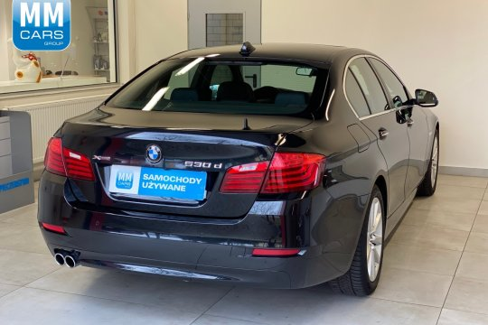 MM Cars Zabrze • 530d • xDrive • Kamera cofania • Head Up 6