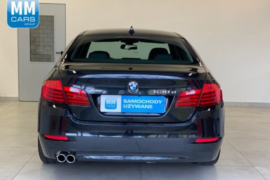MM Cars Zabrze • 530d • xDrive • Kamera cofania • Head Up 8