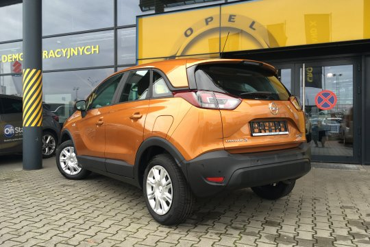 Opel Crossland Enjoy 110KM nr oferty----07VT7V---- 2