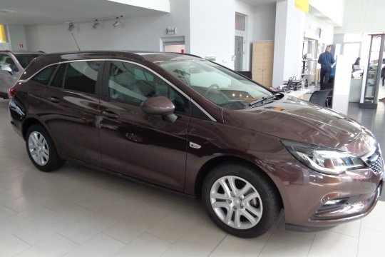 OPEL ASTRA ST 1.4 TURBO 150KM AT6 7